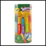 Crayones Girables para la hora del baño Crayola