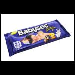 Baby Wipes Babysec - 24 unidades