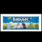 Babysec Ultra Toallitas Húmedas - 50 unidades