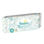 Toallitas Húmedas Pampers Sensitive Wipes Convenience Pack