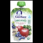 Gerber 2nd Foods Organic Baby Food Manzanas Arándanos & Espinacas