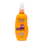 Johnson Buddie Spray No mas enredos para facilitar el peinado