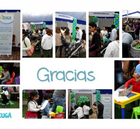 Zuga en Expo Bébe