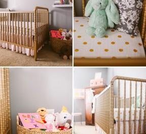 La dulce y feminina habitación de niñita