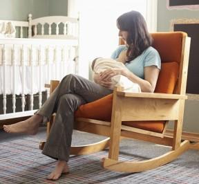 Puedo ver televisión mientras amamanto a mi bebé