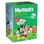 zuga_pañales_huggies_active_sec_superpack_talla_xg_144_un