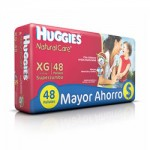 zuga_pañales_huggies_natural_care_talla_xg_48_un