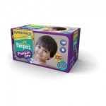pañales pampers premium care XXG 80 unidades