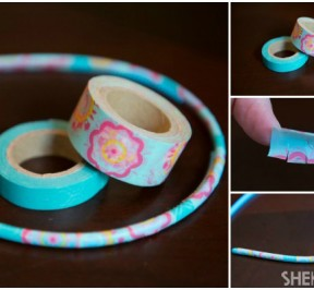 washi-tape-headband