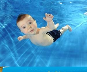 clases de natacion para bebes